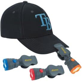 Multi Use Easy Clipper Flashlight