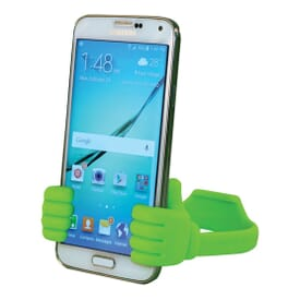 Two Thumbs Up Flexible Phone Holder