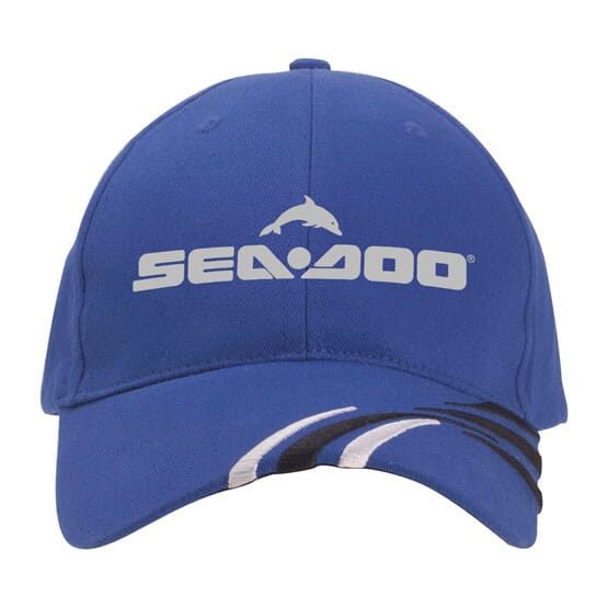 Embroidered Accents Cap