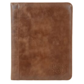Grain Leather Padfolio