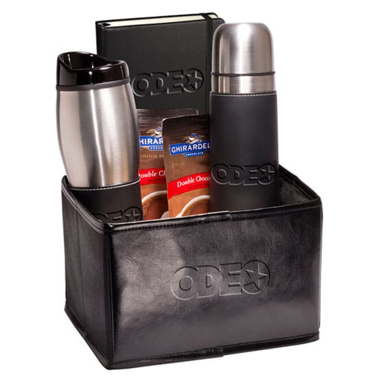 Tuscany™ Thermos, Tumbler & Journal Ghirardelli® Cocoa Set