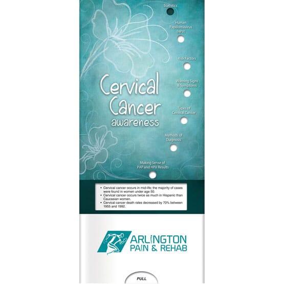 Cervical Cancer Awareness Brochure