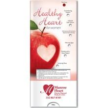 Women's Healthy Heart Slider Brochure