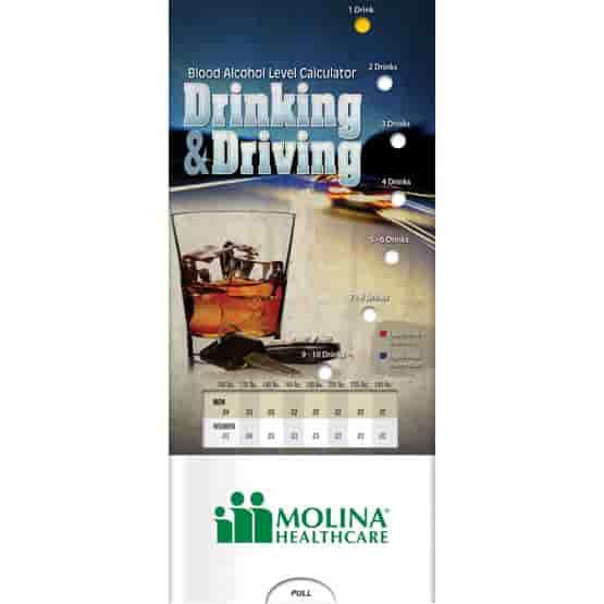 Drinking & Driving Awareness Brochure