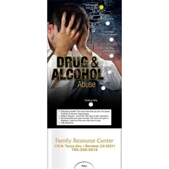 Drug & Alcohol Awareness Brochure