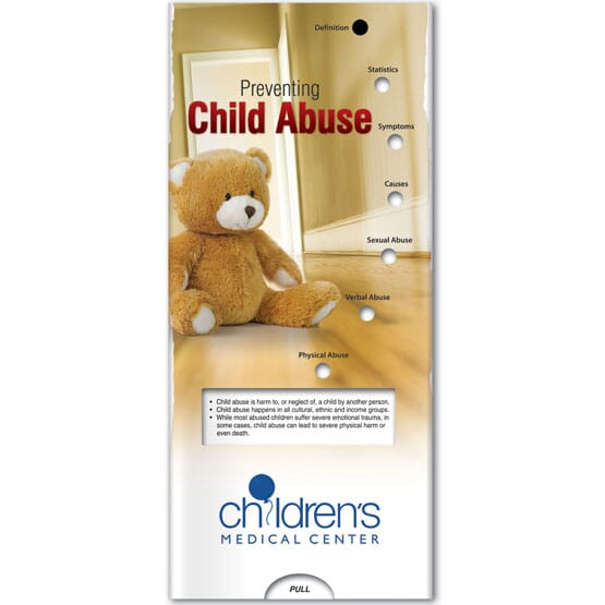 Child Abuse Prevention Brochure