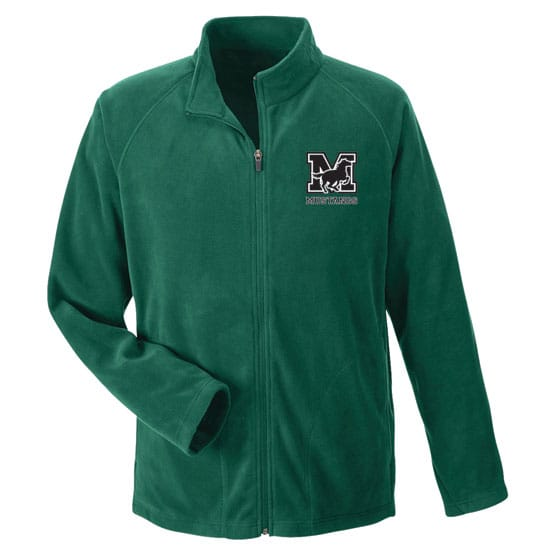 Active Life Men's Campus Microfleece Jacket 118997