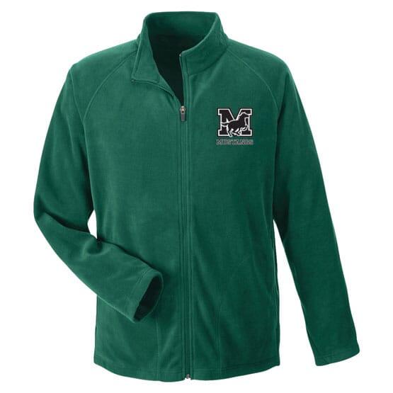 Active Life Men's Campus Microfleece Jacket