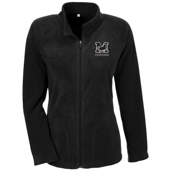 Active Life Ladies' Campus Microfleece Jacket 118998