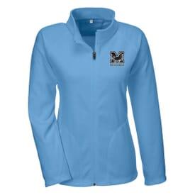 Active Life Ladies' Campus Microfleece Jacket