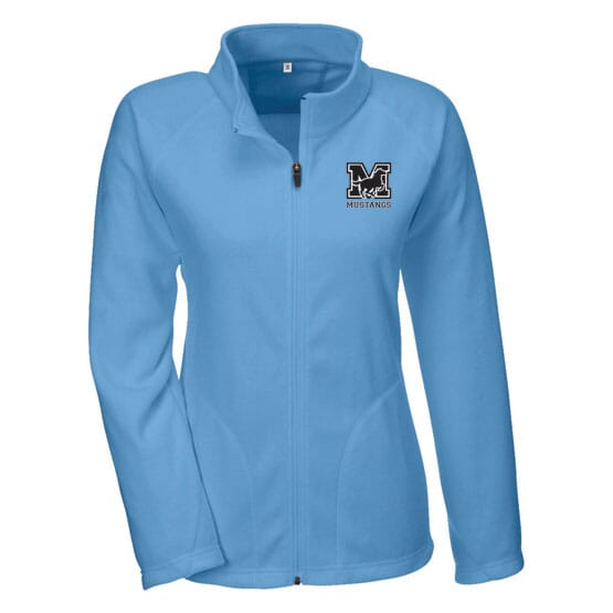 Active Life Ladies' Campus Microfleece Jacket 118998
