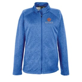 Devon & Jones® Ladies' Stretch Tech-Shell® Compass Full-Zip