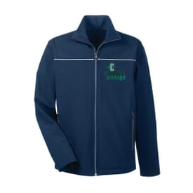 Harriton® Men's Echo Soft Shell Jacket