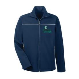 Harriton® Men's Echo Soft Shell Jacket