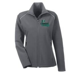 Harriton® Ladies' Echo Soft Shell Jacket