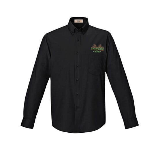 Core365™ Men's Operate Long-Sleeve Twill Shirt