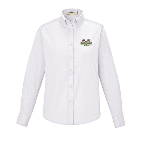 Core365™ Ladies' Operate Long-Sleeve Twill Shirt