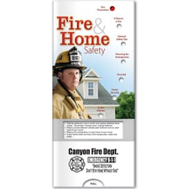 Fire & Home Safety Brochure