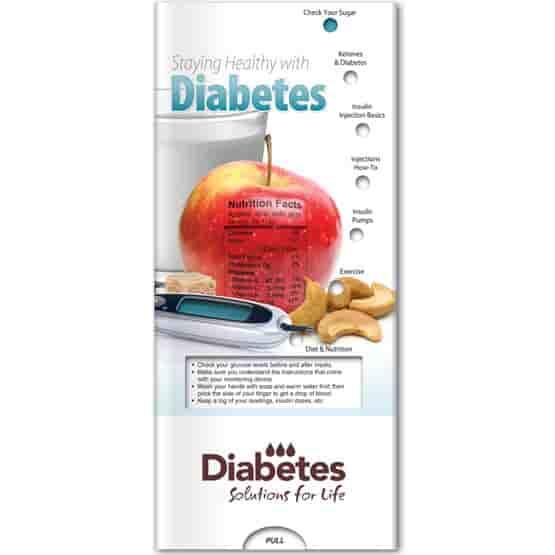 Healthy Diabetes Brochure - English