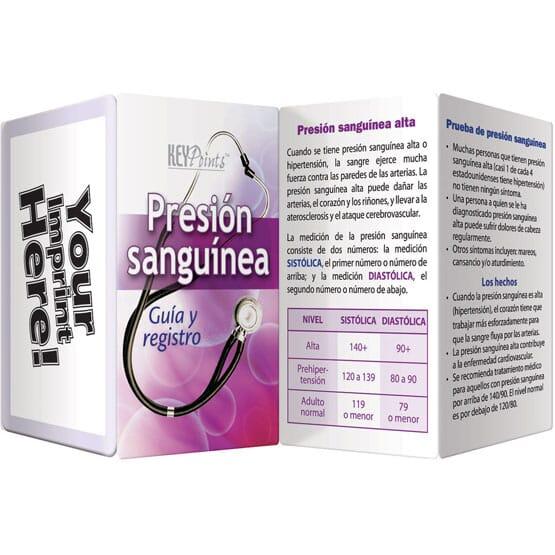 Blood Pressure Key Points Pamphlet - Spanish