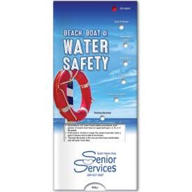 Water Safety Slider Brochure