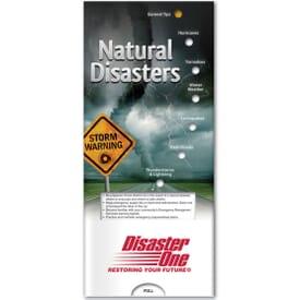 Natural Disasters Slider Brochure
