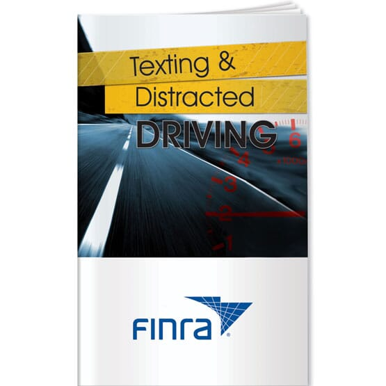 Texting & Distracted Driving Booklet