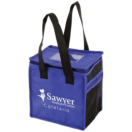 Two-Tone Lunch-N-Carry Enviro Tote
