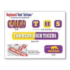 Keyboard Tech Tattoo