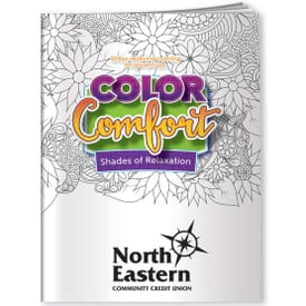 Shades Of Relaxation Adult Coloring Book- Animals