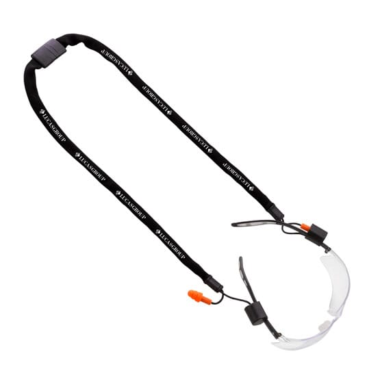 "5/8"" Polyester Earplug Eyewear Retainer"