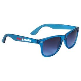 Crystal Lens Sunglasses