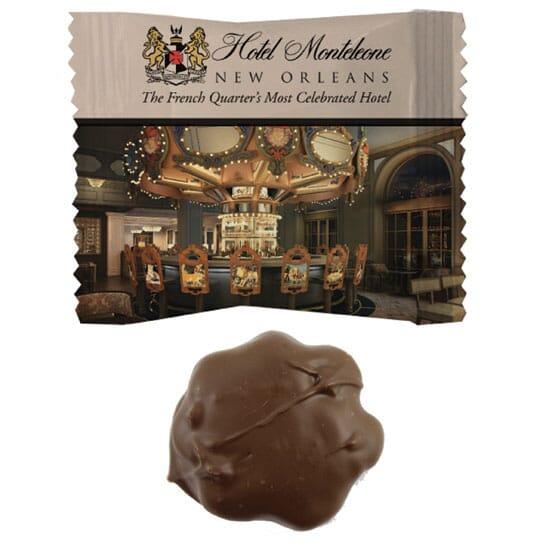 Chocolate Cashew Turtle