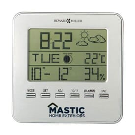Weather Time Clock