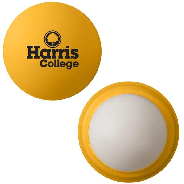 Lip Balm Rubber Ball