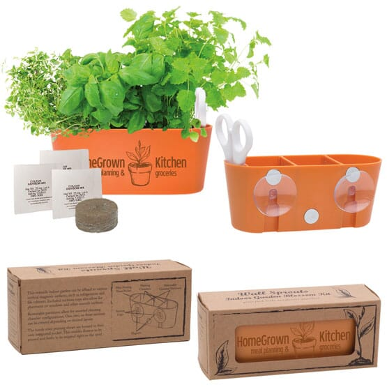Wall Mounted Indoor Garden Kit