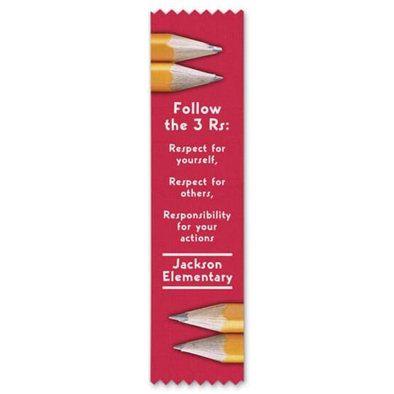 """2"""" X 8"""" Ribbon - Full Color"""