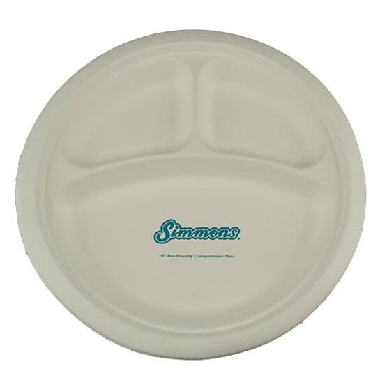 Compartment Plate - 10""