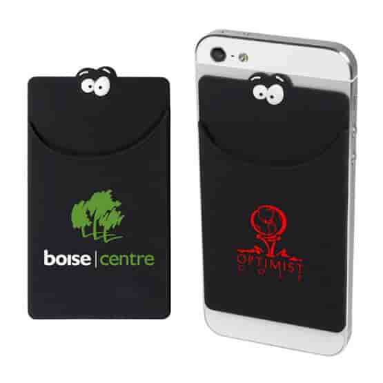 Goofy™ Silicone Mobile Device Pocket