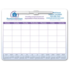 2020 Commentary Calendar Board With Magnet