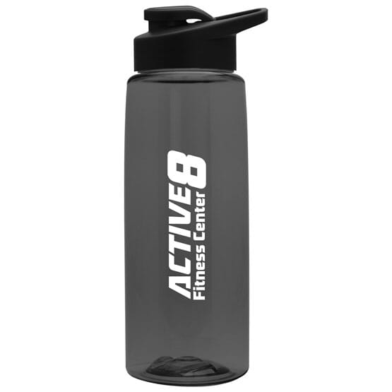 26 Oz Tritan(TM) Flair Bottle With Drink-Thru Lid 119585
