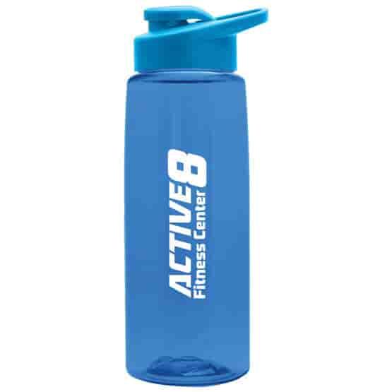 26 oz Tritan™ Flair Bottle with Drink-Thru Lid