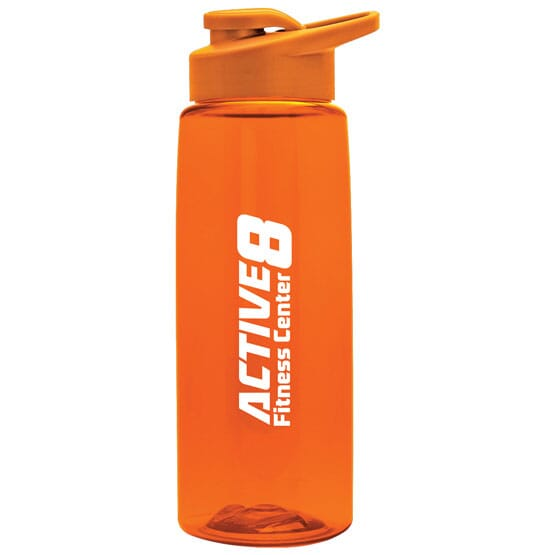 26 oz Tritan™ Flair Bottle with Drink-Thru Lid