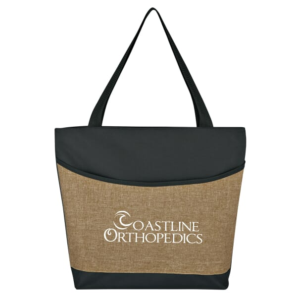 Expert Two-Tone Tote Bag