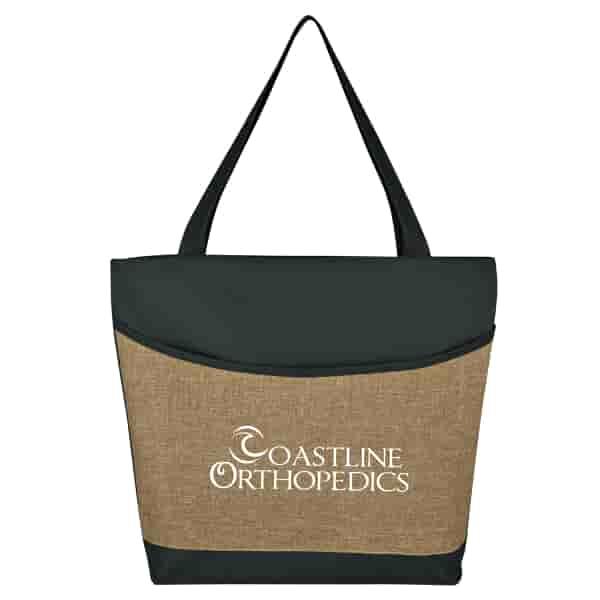 Expert Two-Tone Tote Bag