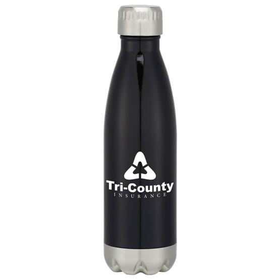 16 Oz Vigo Stainless Insulated Bottle 119590