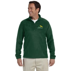Harriton 1/4 Zip Fleece Pullover