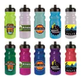 20 oz Fun In The Sun Bottle - Full Color