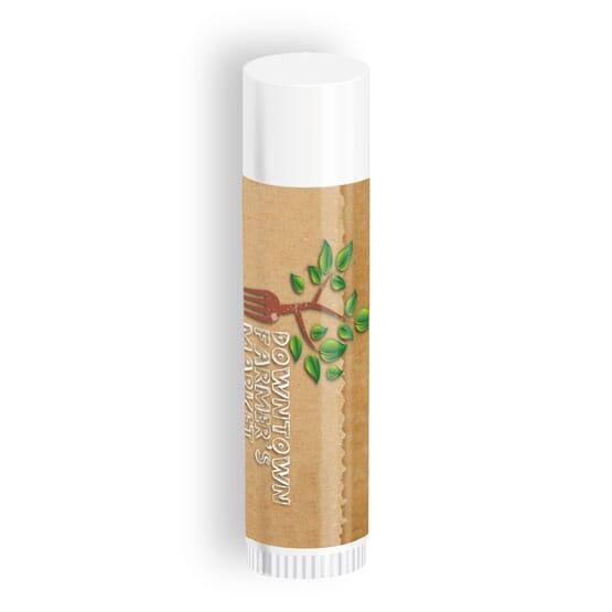 Usda Organic Lip Balm - White Cap