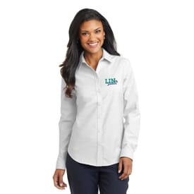 Port Authority® Ladies Superpro™ Oxford Shirt